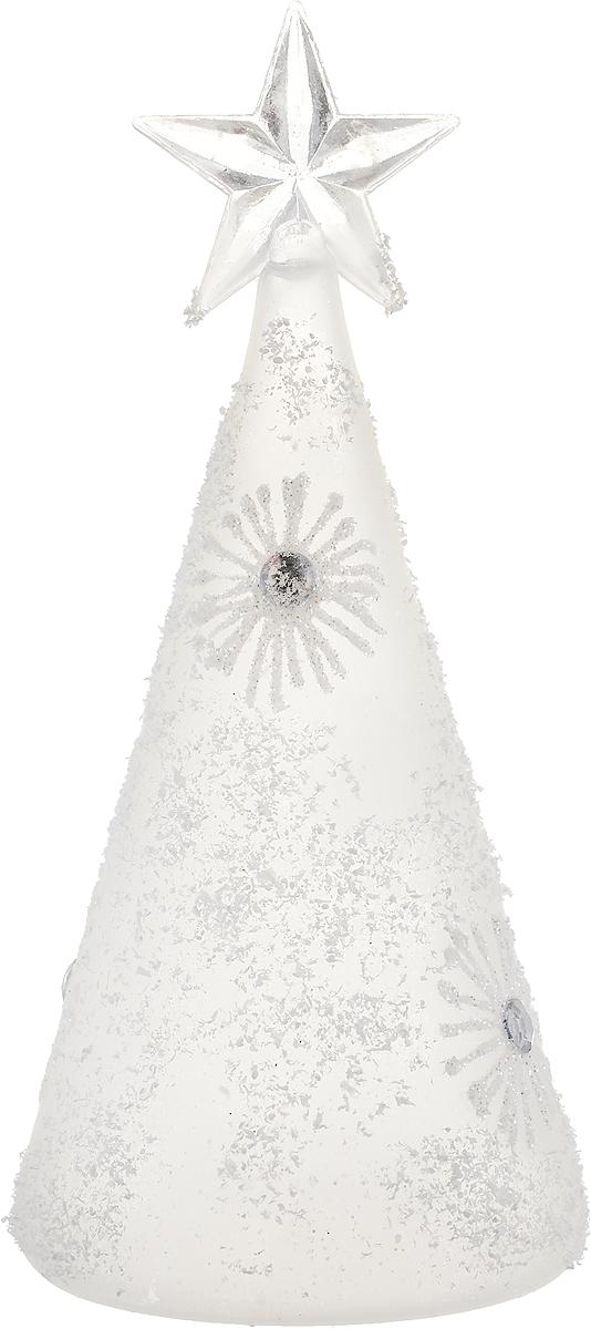 Фигурка декоративная Magic Time Елочка узорная, с подсветкой, высота 16 см. 75859 magic time елочка в круге