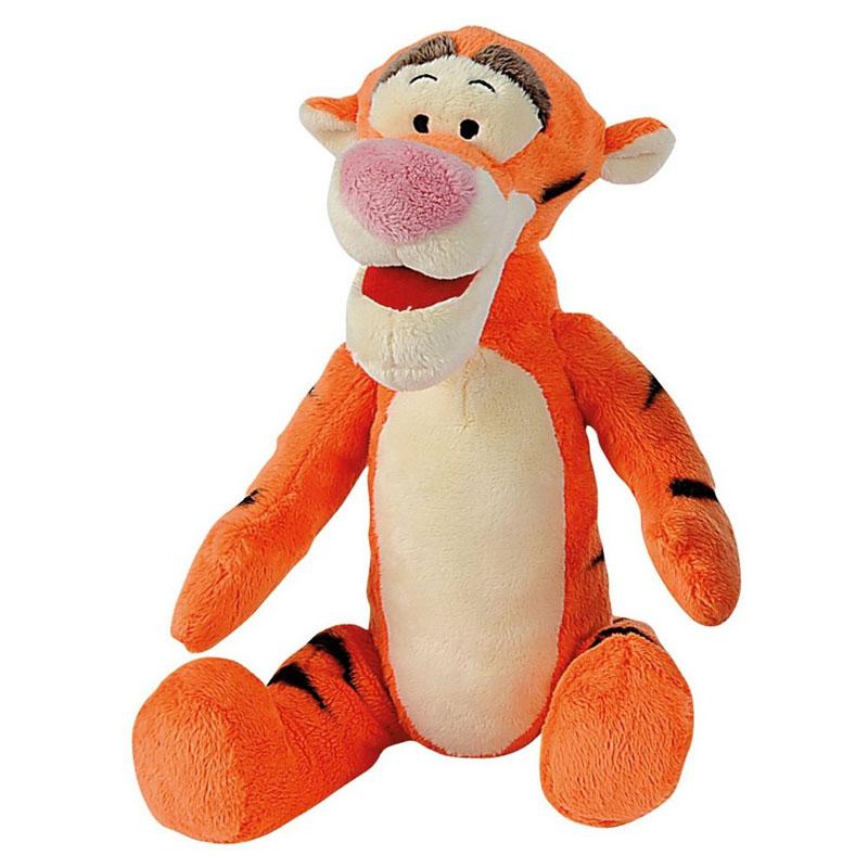 Nicotoy Мягкая игрушка Тигруля 20 см disney мягкая игрушка тигруля 35 см винни пух