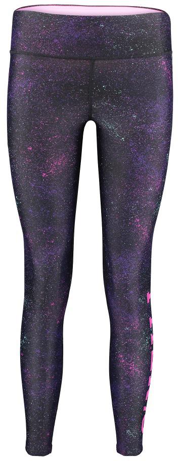 Леггинсы женские ONeill Pw Basic Print Legging, цвет: фиолетовый. 7P8642-9940. Размер S (44/46)7P8642-9940Женские леггинсы от ONeill выполнены из полиамида с добавлением эластана. Модель облегающего кроя на талии дополнена широкой эластичной резинкой.