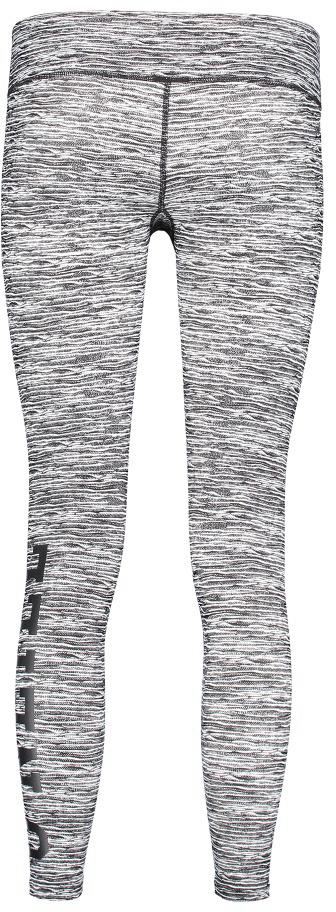 Леггинсы женские O'Neill Pw Basic Print Legging, цвет: серый. 7P8642-9910. Размер XS (42/44)