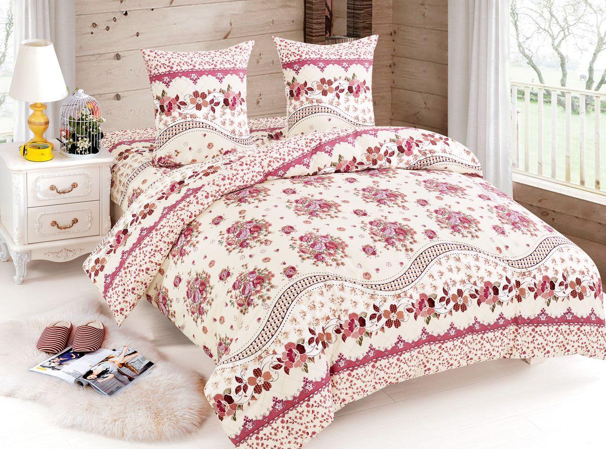 Комплект белья Amore Mio Ava, 2-спальный, наволочки 70x70. 84063