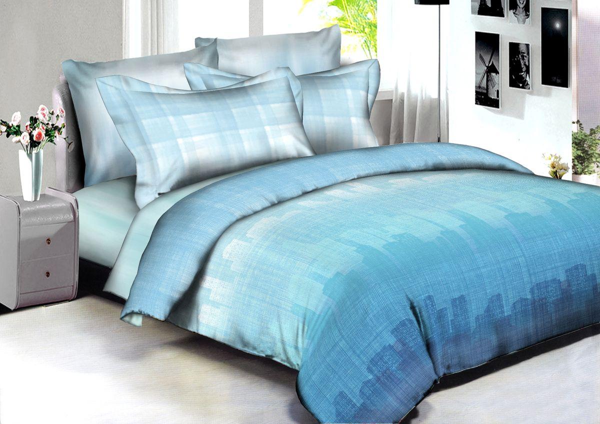 Комплект белья Buenas Noches Monterrey, евро, наволочки 70x70, 50x70, цвет: голубой86603В постельном белье Buenas noches используется сатин премиального качества, плотный, шелковистый, с широким списком исключительных свойств. Яркий насыщенный цвет обеспечен высоким качеством печати устойчивыми гипоаллергенными активными красителями. Аккуратный и качественный пошив на нашем высокотехнологичном производстве. Кнопки на пододеяльнике - наше ноу-хау - обеспечит комфорт и практичность. Богатый выбор классических и современных дизайнов. ригинальный дизайн наволочек не только удобен для сна, но и украшает постель. Наше постельное белье сохраняет первоначальный внешний вид долгие годы.Яркий насыщенный цвет обеспечен высоким качеством печати устойчивыми гипоаллергенными активными красителями. Аккуратный и качественный пошив на нашем высокотехнологичном производстве.Увеличенные размеры простынейКнопки на пододеяльнике - наше ноу-хау - обеспечит комфорт и практичность. Оригинальный дизайн наволочек не только удобен для сна, но и украшает постель. Наше постельное белье сохраняет п