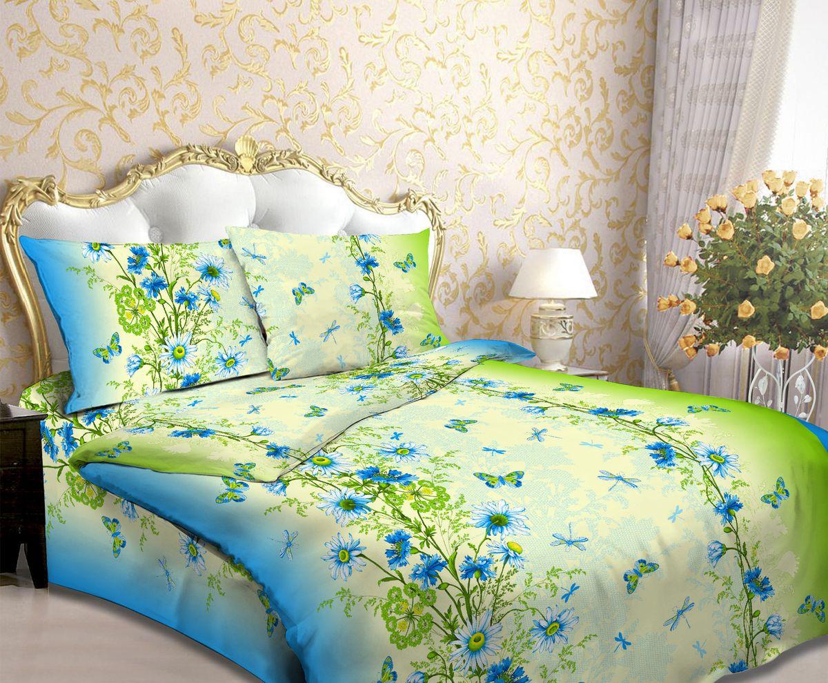 Комплект белья Amore Mio Vasilki, 2-спальный, наволочки 70х70. 8695786957Постельное белье из бязи практично и долговечно, а самое главное - это 100% хлопок! Материал великолепно отводит влагу, отлично пропускает воздух, не капризен в уходе, легко стирается и гладится. Новая коллекция Naturel 3-D дизайнов позволит выбрать постельное белье на любой вкус!