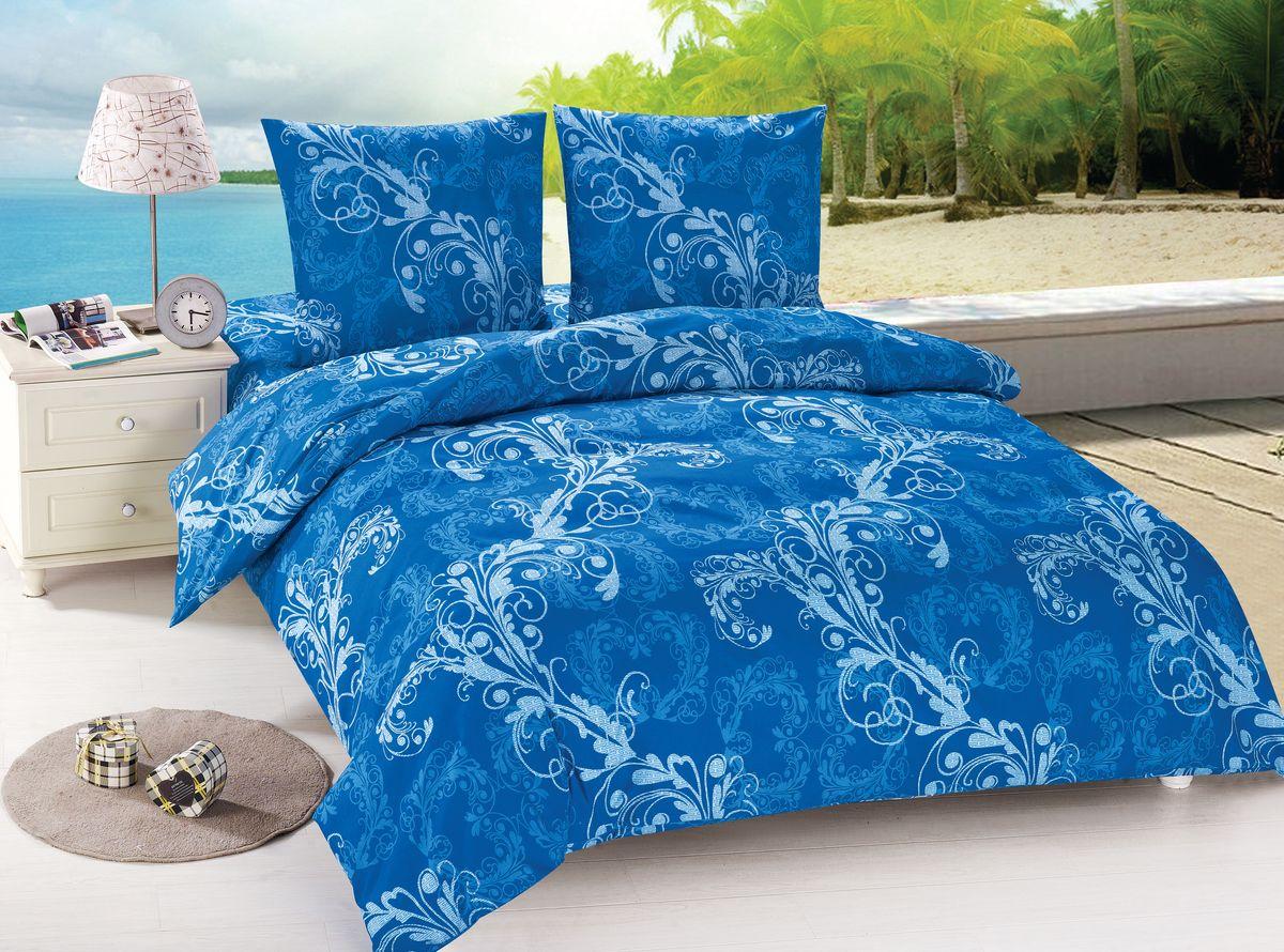 Комплект белья Amore Mio Hilda, 1,5-спальный, наволочки 70x70, цвет: синий, голубой88448Amore Mio – Комфорт и Уют - Каждый день! Amore Mio предлагает оценить соотношение цены и качества коллекции. Разнообразие ярких и современных дизайнов прослужат не один год и всегда будут радовать Вас и Ваших близких сочностью красок и красивым рисунком. Мако-сатин - свежее решение, для уюта на даче или дома, созданное с любовью для вашего комфорта и отличного настроения! Нано-инновации позволили открыть новую ткань, полученную, в результате высокотехнологического процесса, сочетает в себе широкий спектр отличных потребительских характеристик и невысокой стоимости. Легкая, плотная, мягкая ткань, приятна и практична с эффектом «персиковой кожуры». Отлично стирается, гладится, быстро сохнет. Дисперсное крашение, великолепно передает качество рисунков.