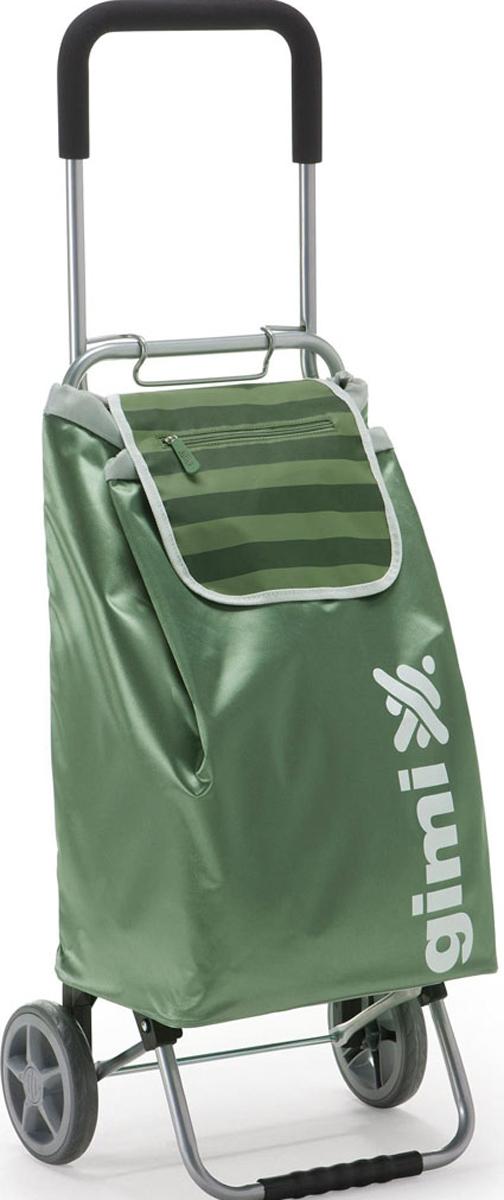Сумка-тележка Gimi Flexi, цвет: зеленый, 102 х 37 х 31 см150032701Хозяйственная сумка-тележка Gimi Flexi со стальным каркасом выполнена из полиэстера. Ткань сумки водонепроницаема и легка в уходе, ее можно стирать. Благодаря складной ручке ее можно легко размещать в автомобиле и поднимать в случае необходимости. Сумка съемная. Она затягивается на кулиску, оснащена карманом на молнии для всяких мелочей: ключи, кошелек, телефон. Теперь вам не придется нести тяжелые сумки в руках. Сумка-тележка Gimi Flexi поможет вам без особого труда и в любую погоду довезти ваши покупки в целости и сохранности. Удобная подставка для вертикального положения сумки-тележки позволят вам оставить ее без дополнительного внимания.Характеристики:- Максимальная нагрузка: 30 кг.- Вместимость: 45 л.- Высота: 102 см.- Ширина: 37 см.- Глубина: 31 см.- Вес: 2 кг.
