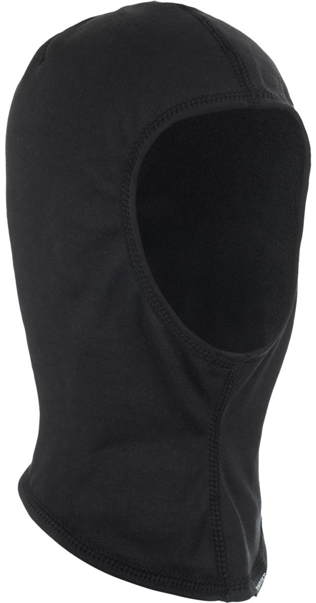 Балаклава Ziener Inning Sm Underhelmet Mask, цвет: черный. 170090-12. Размер универсальный170090-12Многофункциональная балаклава из выполнена высококачественного материала.