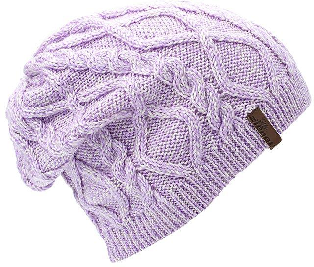 Шапка женская Ziener, цвет: лаванда. 170083-813. Размер универсальный170083-813