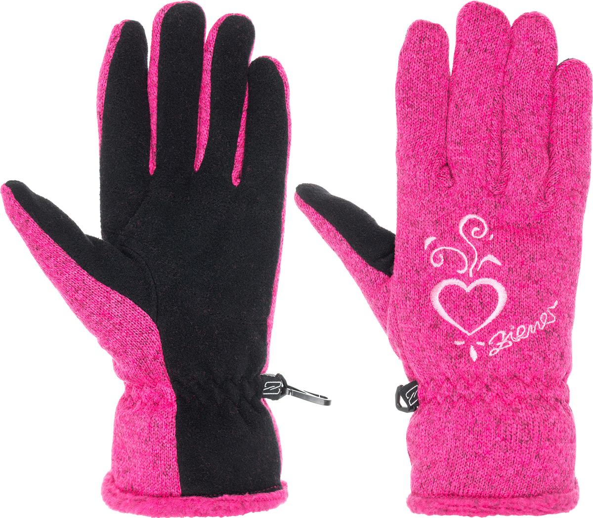 Перчатки Ziener Imariana Lady, цвет: розовый . 170026-766. Размер 8170026-766