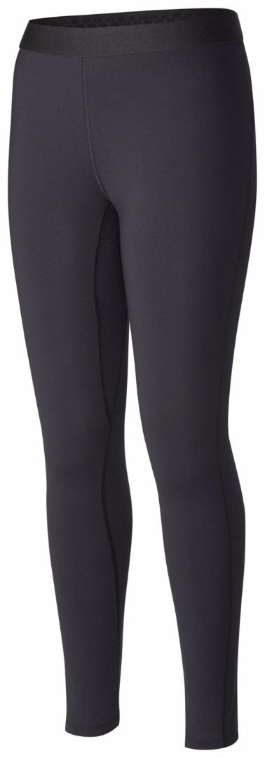 Термобелье брюки жен Columbia Midweight Stretch Tight W, цвет: черный. 1639031-010. Размер M (46)1639031-010