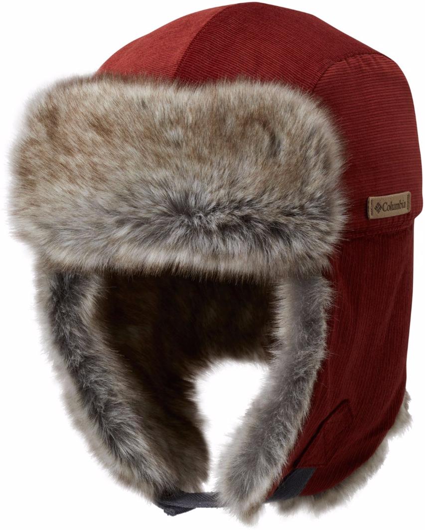 Шапка-ушанка Columbia Nobel Falls Ii Trapper Hat, цвет: бордовый. 1626731-837. Размер S/M (56/57) nobel business ii 3803