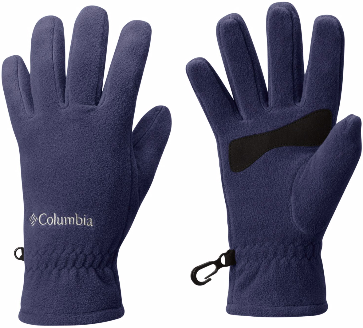 Перчатки жен Columbia W Fast Trek Glove, цвет: фиолетовый. 1555821-563. Размер M (8)1555821-563Женские перчатки Columbia W Fast Trek Glove предназначены для занятий активными видами спорта и для носки в городе в холодную погоду.Изделие выполнено из мягкого, высококачественного материала, запястья дополнены эластичной резинкой для наилучшего прилегания и защиты от продувания. Такие перчатки обеспечат комфорт и надежное сохранение тепла.