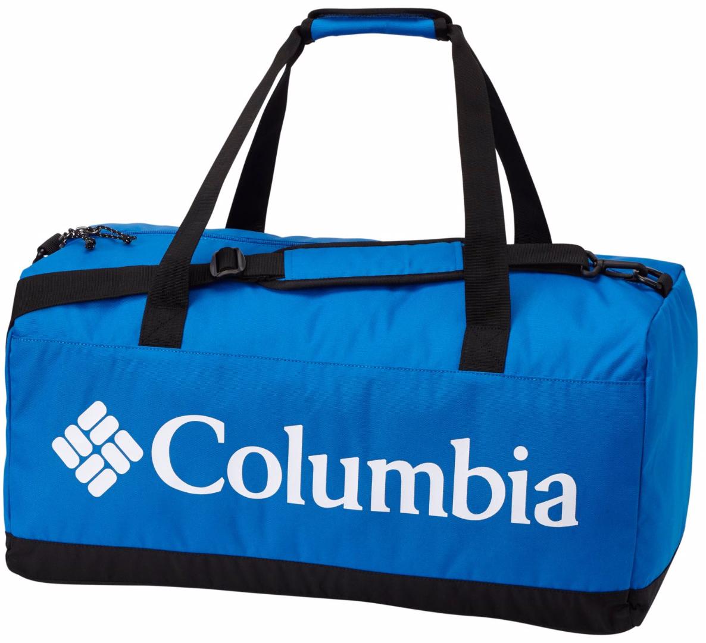 Сумка Columbia Brownsmead Sml Duffel Bag, цвет: синий. 1735811-4381735811-438Сумка Columbia Brownsmead Sml Duffel Bag прочная, легкая, в ней есть все что вам нужно, чтобы нести ваше снаряжение - и ничего вам не нужно - с эластичной полиэфирной тканью 600D, 45 л места для хранения, удобной застежкой-молнией, двумя захватными ручками и съемным плечевым ремнем.