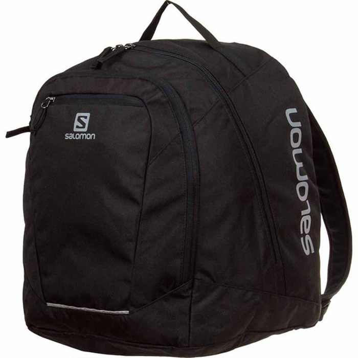 Рюкзак спортивный Salomon Original Gear Backpack, цвет: черный. L39013800 20pcs gel nail primer top coat and base coat magnetic gel cat s eyes gel nail gelfor uv gel polish best on 15ml nail sticker