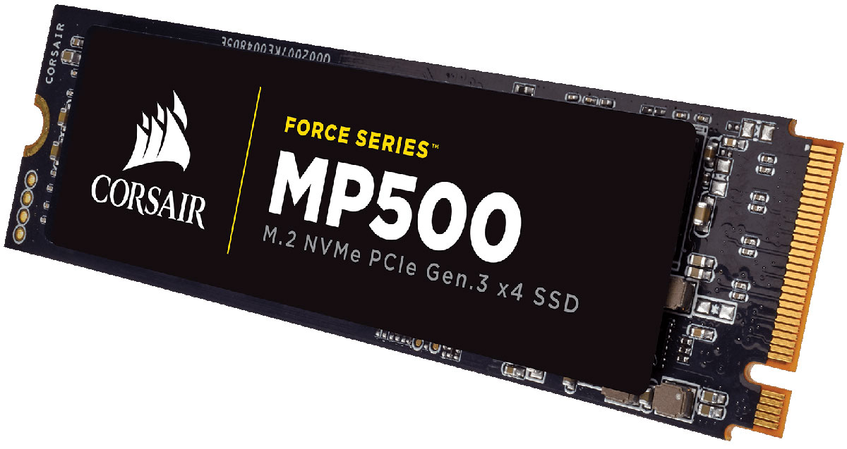 Corsair Force Series MP500 240GB SSD-накопитель (CSSD-F240GBMP500)