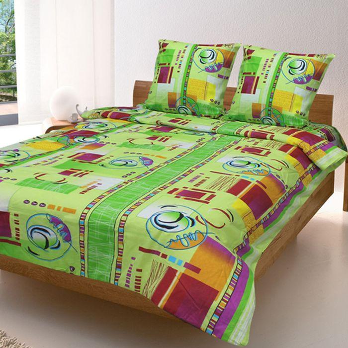 Комплект белья Amore Mio Vitrage, 1,5-спальный, наволочки 70x70. 8667586675Постельное белье из бязи практично и долговечно, а самое главное - это 100% хлопок! Материал великолепно отводит влагу, отлично пропускает воздух, не капризен в уходе, легко стирается и гладится. Новая коллекция Naturel 3-D дизайнов позволит выбрать постельное белье на любой вкус!