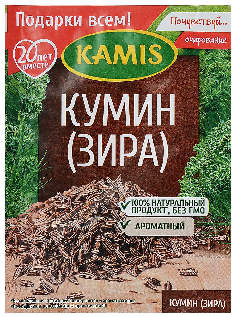 Kamis кумин (зира), 15 гYA65-RКурмин (Зира) - это сушеные семена травянистого растения семейства зонтичных.Уважаемые клиенты! Обращаем ваше внимание на то, что упаковка может иметь несколько видов дизайна. Поставка осуществляется в зависимости от наличия на складе.