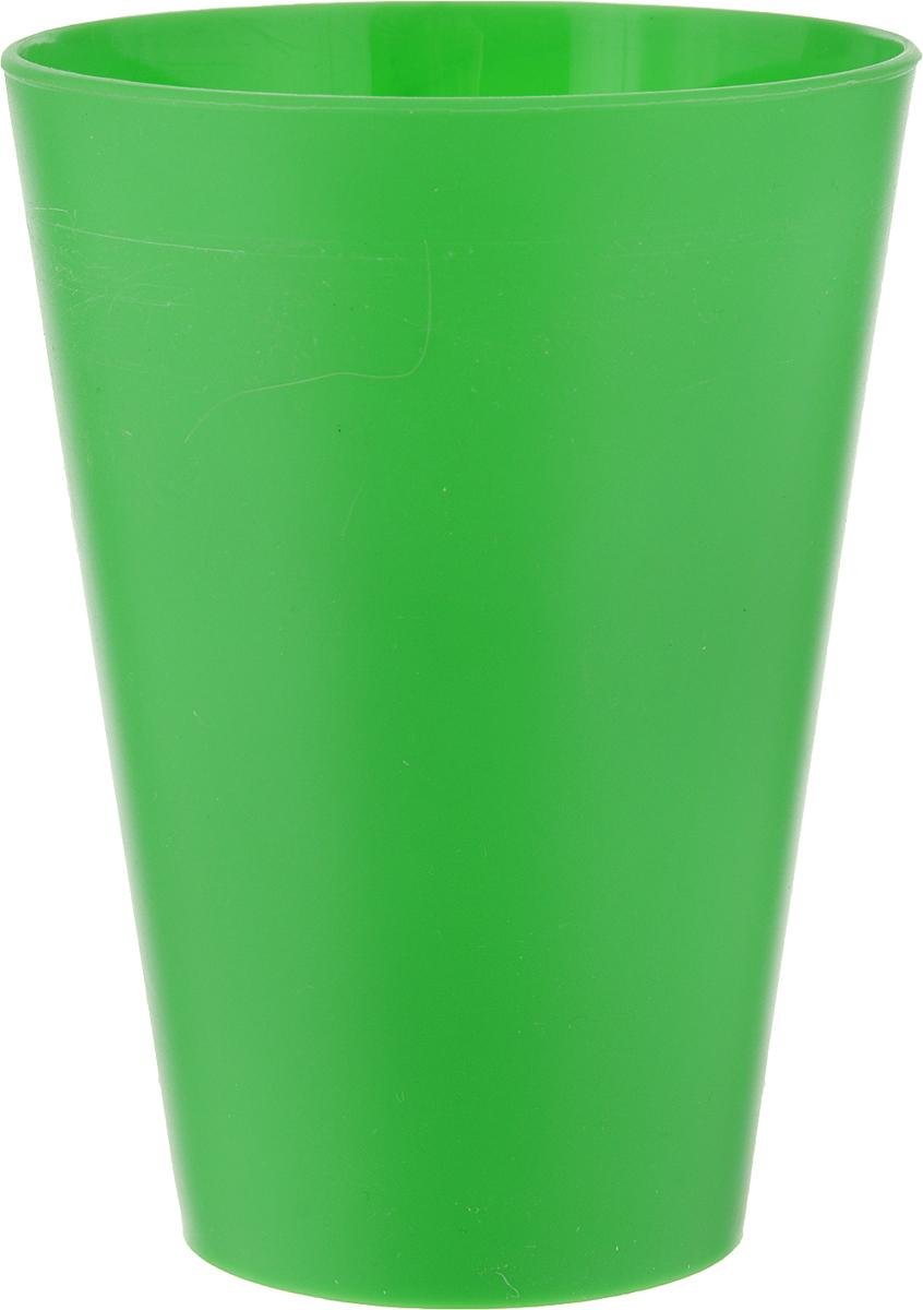 Стакан Gotoff, цвет: зеленый, 400 млWTC-212_зеленыйСтакан Gotoff выполнен из прочного пищевого полипропилена. Изделие отлично подойдет как для холодных, так и для горячих напитков. Его удобно использовать дома или на даче, брать с собой на пикники и в поездки. Отличный вариант для детских праздников. Такой стакан не разобьется и будет служить вам долгое время.Можно мыть в посудомоечной машине. Диаметр стакана (по верхнему краю): 8,5 см.Высота стакана: 11,5 см.