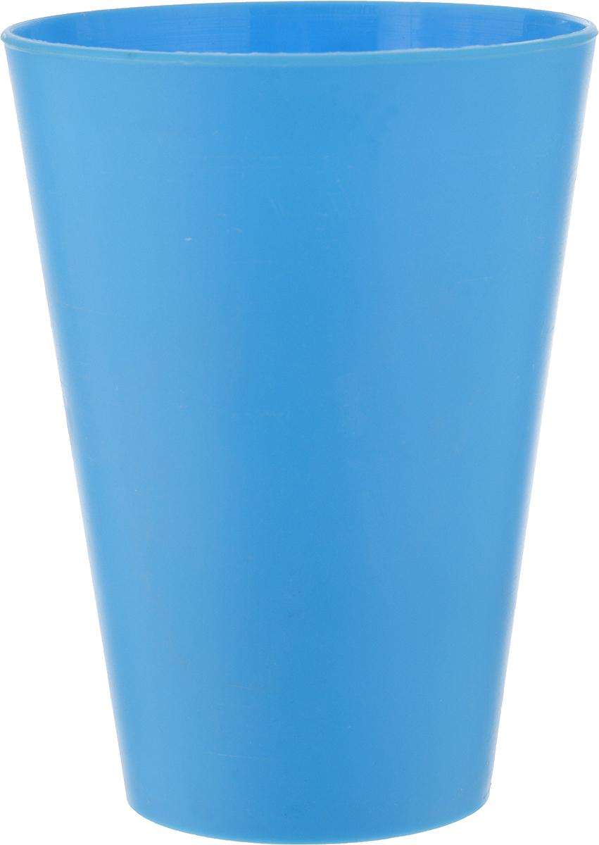 """Стакан """"Gotoff"""" выполнен из прочного пищевого полипропилена. Изделие отлично подойдет как для холодных, так и для горячих напитков. Его удобно использовать дома или на даче, брать с собой на пикники и в поездки. Отличный вариант для детских праздников. Такой стакан не разобьется и будет служить вам долгое время.  Можно мыть в посудомоечной машине. Диаметр стакана (по верхнему краю): 8,5 см.Высота стакана: 11,5 см."""