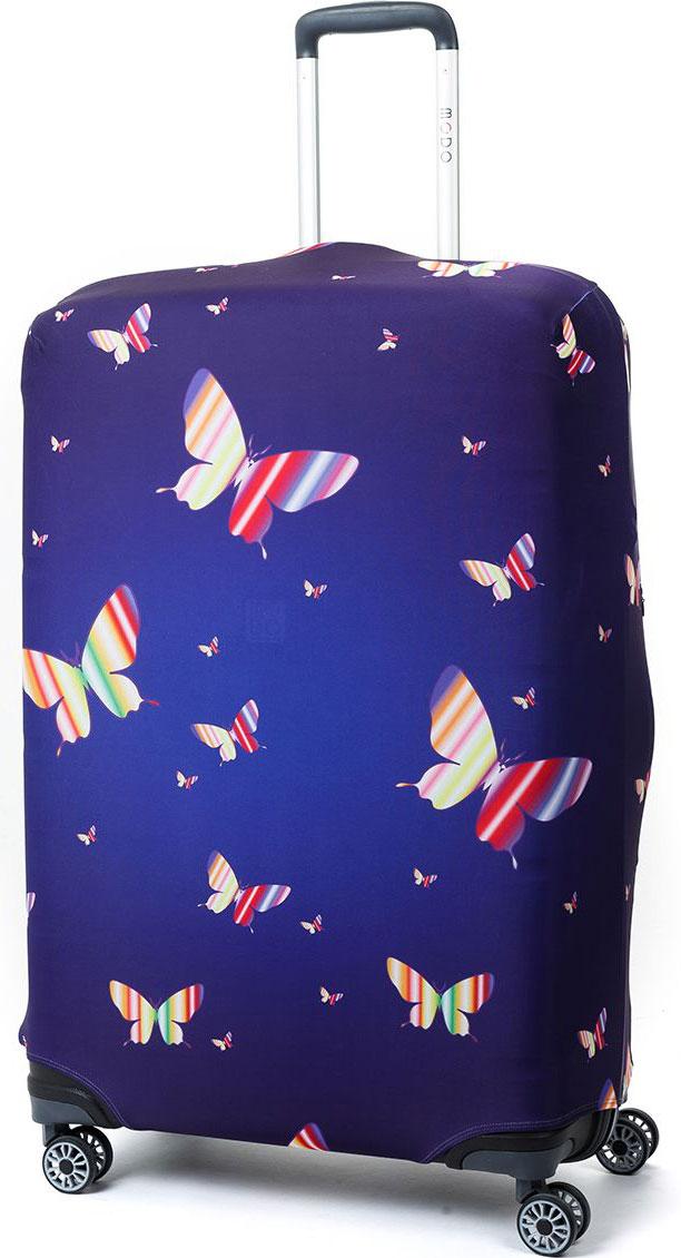 Чехол для чемодана Mettle  Butterfly , размер L (высота чемодана: 75-82 см) - Чемоданы и аксессуары