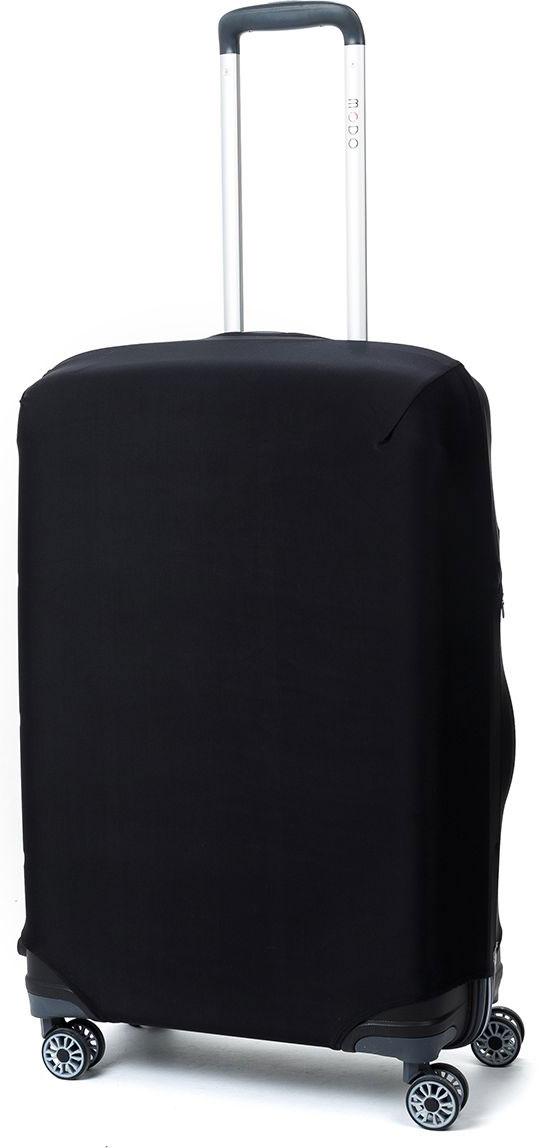 e76ecd413cd4 Чехол для чемодана Mettle Dark, цвет: черный. Размер M (высота чемодана: