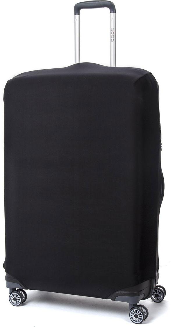 Чехол для чемодана Mettle Dark, размер L (высота чемодана: 75-82 см)LK-21000085Модный универсальный чехол для чемодана от компании METTLE, подходит для больших чемоданов размера L и даже XL (высота: 75-82СМ, ширина: 46-54СМ, глубина: 29-36СМ). Эластичная ткань со специальной UF-водоотталкивающей пропиткой лучше защитит ваш чемодан от грязи и солнечных лучей. Картинка чехла надолго останется яркой и красочной. Две боковые потайные молнии, усиленные дополнительными швами, предохраняют боковые стороны и ручки чемодана от царапин и легких повреждений. Резинка с удобной соединяющей застёжкой надёжно фиксирует чехол на чемодане. Нижняя молния имеет автоматический замок бегунка. В швы багажного чехла дополнительно вшит эластичный жгут для лучшей усадки и фиксации на чемодан. Вся фурнитура изготовлена в фирменном дизайне METTLE.Дополнительно мы упаковали чехол для чемодана METTLE в функциональный мешочек из аналогичной ткани, который вы сможете использовать для хранения и переноски предметов небольшого размера.Забудьте об одноразовой багажной плёнке, чехол для чемод
