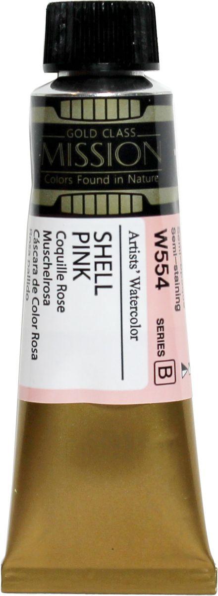 Mijello Акварель Mission Gold W554 Розовое облоко 15 мл MWC-W554MWC-W554Серия акварельных красок Корейского производителя Mijello - Mission Gold состоит из 105 цветов. Эта серия акварели была создана компанией Mijello в сотрудничестве с экспертами в области акварельной живописи. Цвета акварели серии Mission Gold это смеси высококачественных пигментов тонкого помола с высококачественными компонентами и гуммиарабиком. Эти краски предлагаются в традиционной для Корейских производителей тубах по 15 мл. Используйте краски Mijello серии Mission Gold для акварельной живописи по мокрому, они идеально подойдут для подобной техники работы с акварелью. Акварель Mijello Mission Gold будет отличным выбором как начинающему художнику, так и профессионалу.