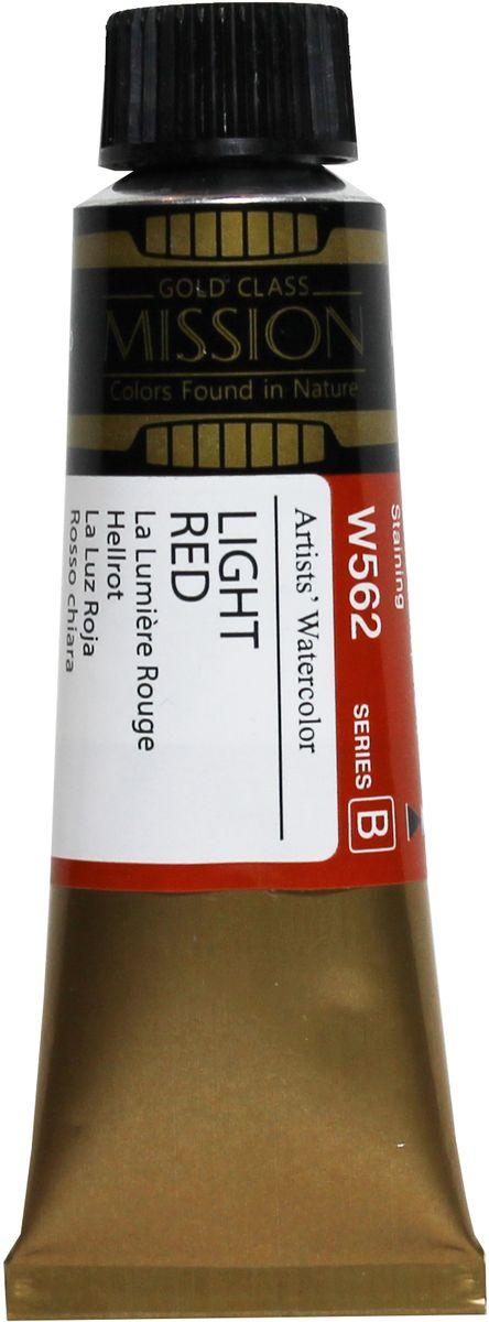 Mijello Акварель Mission Gold W562 Красный светлый 15 мл MWC-W562MWC-W562Серия акварельных красок Корейского производителя Mijello - Mission Gold состоит из 105 цветов. Эта серия акварели была создана компанией Mijello в сотрудничестве с экспертами в области акварельной живописи. Цвета акварели серии Mission Gold это смеси высококачественных пигментов тонкого помола с высококачественными компонентами и гуммиарабиком. Эти краски предлагаются в традиционной для Корейских производителей тубах по 15мл. Используйте краски Mijello серии Mission Gold для акварельной живописи по мокрому, они идеально подойдут для подобной техники работы с акварелью. Акварель Mijello Mission Gold будет отличным выбором как начинающему художнику, так и профессионалу.