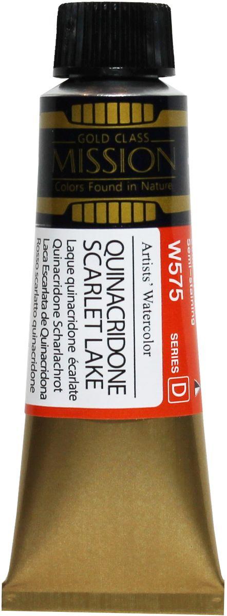Mijello Акварель Mission Gold W575 Алый 15 мл MWC-W575MWC-W575Серия акварельных красок Корейского производителя Mijello - Mission Gold состоит из 105 цветов. Эта серия акварели была создана компанией Mijello в сотрудничестве с экспертами в области акварельной живописи. Цвета акварели серии Mission Gold это смеси высококачественных пигментов тонкого помола с высококачественными компонентами и гуммиарабиком. Эти краски предлагаются в традиционной для Корейских производителей тубах по 15мл. Используйте краски Mijello серии Mission Gold для акварельной живописи по мокрому, они идеально подойдут для подобной техники работы с акварелью. Акварель Mijello Mission Gold будет отличным выбором как начинающему художнику, так и профессионалу.
