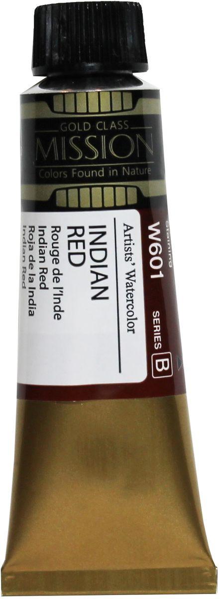 Mijello Акварель Mission Gold цвет W601 индийский красный 15 мл MWC-W60105044260Серия акварельных красок Корейского производителя Mijello - Mission Gold состоит из 105 цветов. Эта серия акварели была создана компанией Mijello в сотрудничестве с экспертами в области акварельной живописи. Цвета акварели серии Mission Gold это смеси высококачественных пигментов тонкого помола с высококачественными компонентами и гуммиарабиком. Эти краски предлагаются в традиционной для Корейских производителей тубах по 15мл. Используйте краски Mijello серии Mission Gold для акварельной живописи по мокрому, они идеально подойдут для подобной техники работы с акварелью. Акварель Mijello Mission Gold будет отличным выбором как начинающему художнику, так и профессионалу.