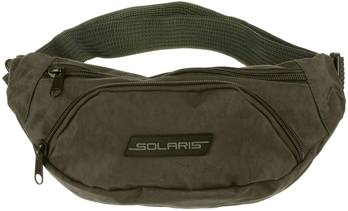 Сумка на пояс Solaris, 34 х 7 х 14 см