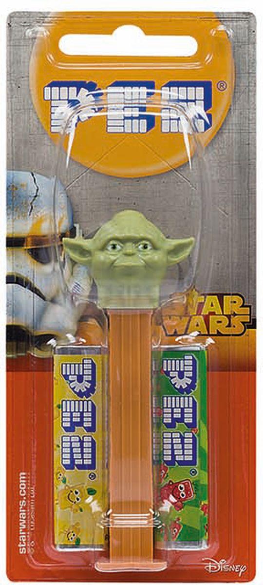 PEZ Игрушка с конфетами 1+2 звездные войны, 17 г (в ассортименте) pez игрушка с конфетами 1 2 найти дори 17 г в ассортименте