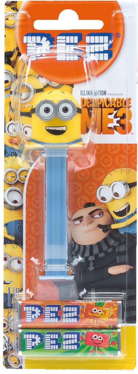PEZ Игрушка с конфетами 1+2 миньоны, 17 г (в ассортименте) rikang детские игрушки для купания rk 3681 2 шт случайнный тип