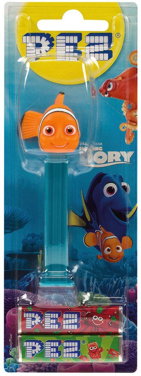 PEZ Игрушка с конфетами 1+2 найти дори, 17 г (в ассортименте) rikang детские игрушки для купания rk 3681 2 шт случайнный тип