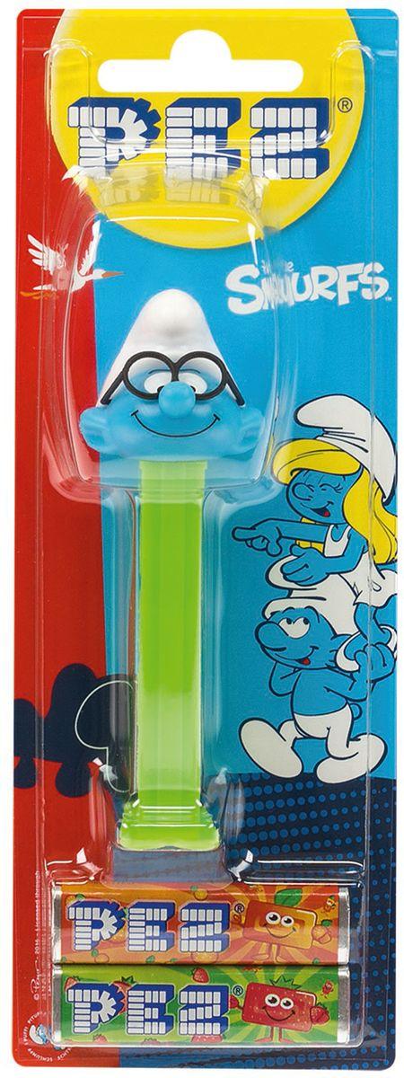 PEZ Игрушка с конфетами 1+2 смурфики, 17 г (в ассортименте) rikang детские игрушки для купания rk 3681 2 шт случайнный тип