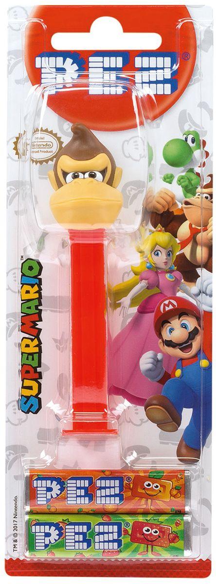 PEZ Игрушка с конфетами 1+2 марио, 17 г (в ассортименте) rikang детские игрушки для купания rk 3681 2 шт случайнный тип