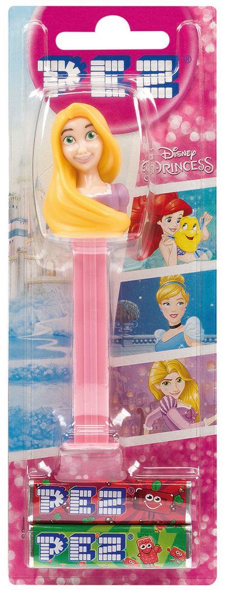 PEZ Игрушка с конфетами 1+2 принцессы, 17 г (в ассортименте) pez игрушка с конфетами 1 2 найти дори 17 г в ассортименте