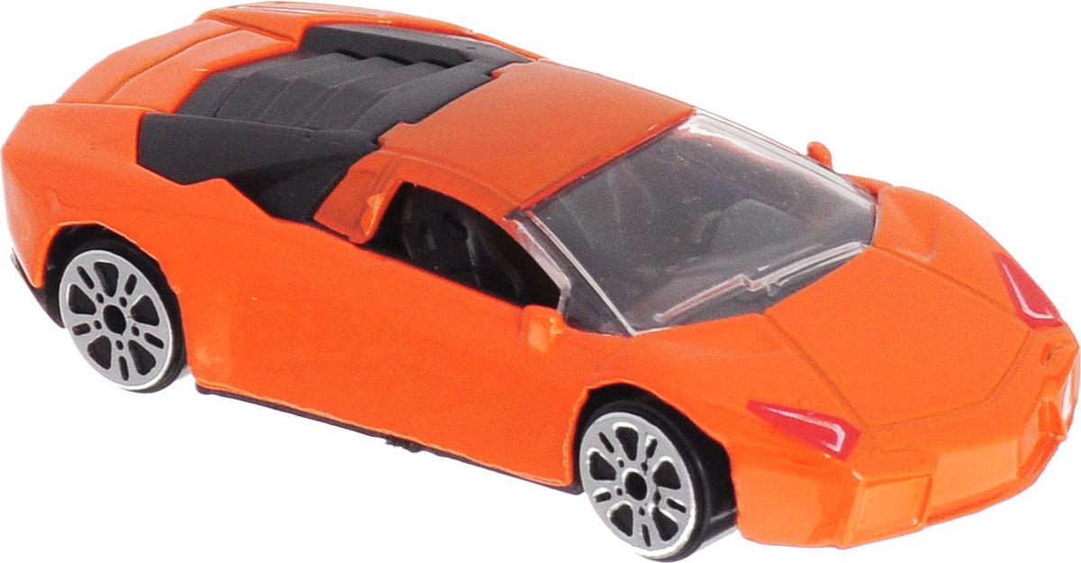 Город Игр Машинка гоночная Фиксики Нолик цвет оранжевый вид 3