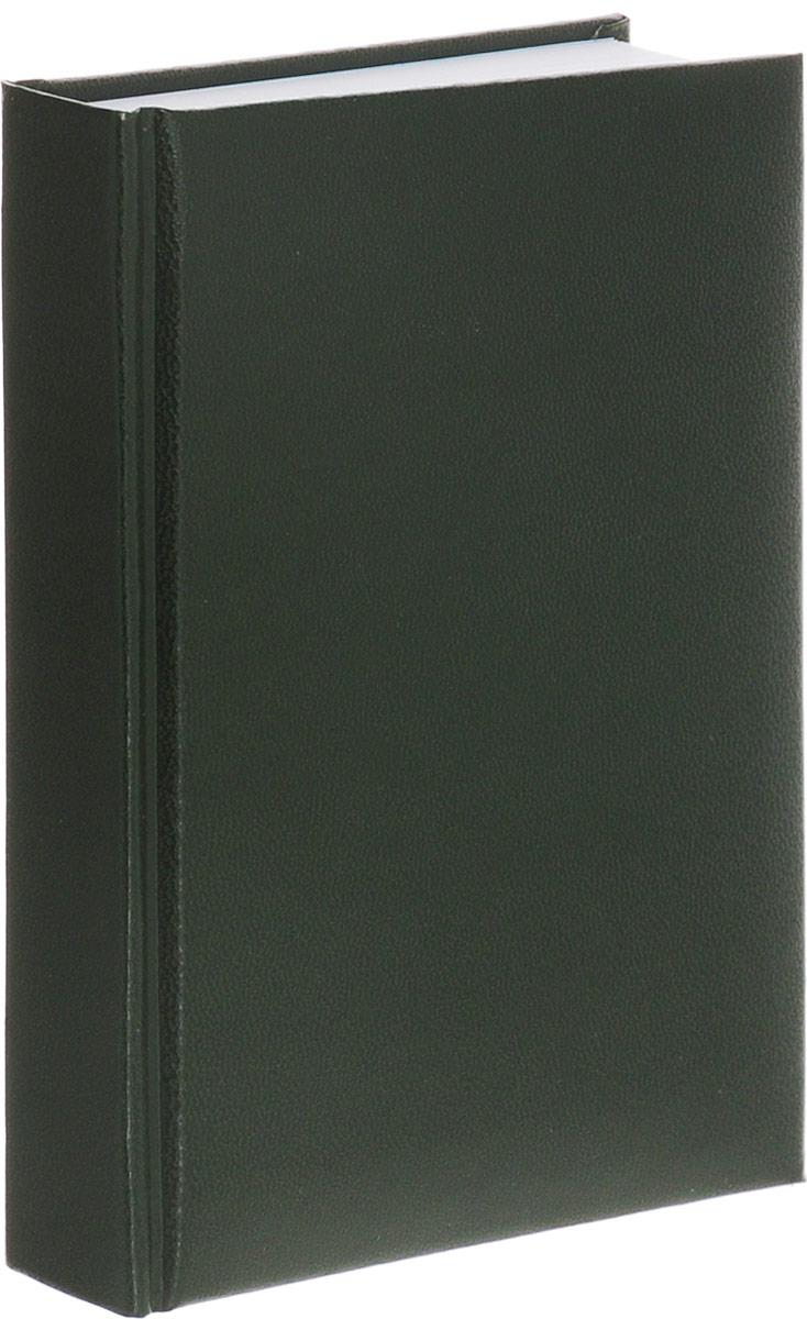 OfficeSpace Ежедневник Ariane недатированный 160 листов в линейку цвет зеленый формат A6 En6b_8400