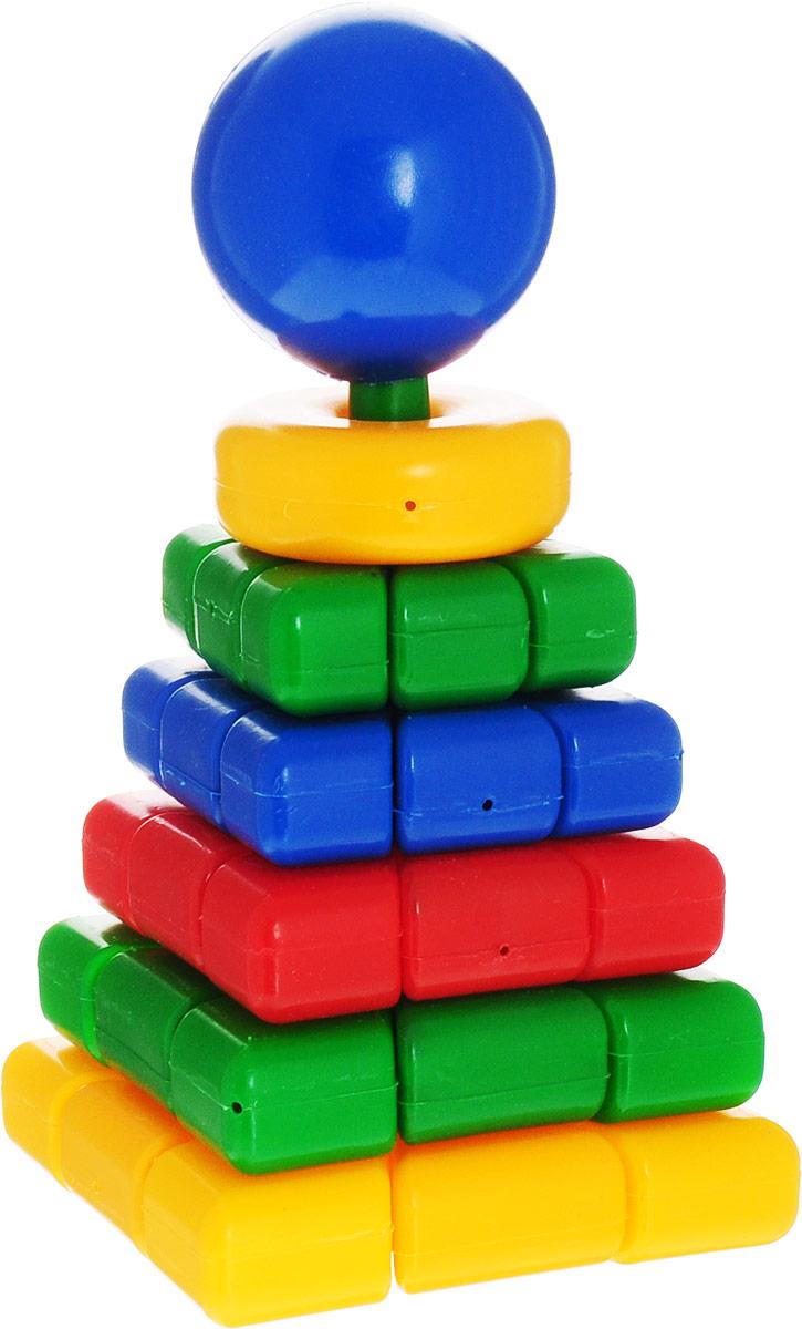 Sima-land Пирамидка логическая Ладья sima land мебель для кукол гостиная 11 предметов 730418