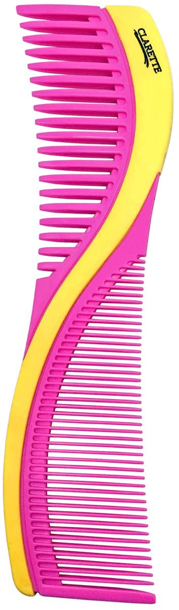 Clarette Расческа для волос двухсторонняя. CPB 722