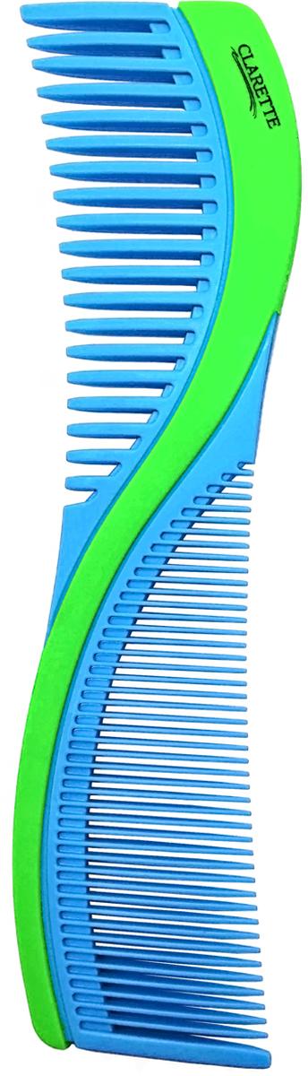 Clarette Расческа для волос двухсторонняя. CPB 724CPB 724Clarette представляет коллекцию расчесок для укладки и моделировании волос. Невероятно легкие и удобные в применении, они идеально подходят не только для домашнего использования, но и для профессионального. Для ежедневного применения.