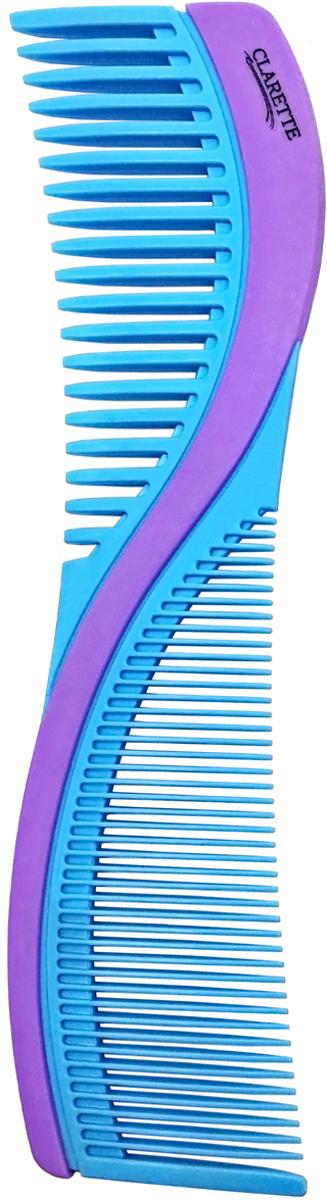 Clarette Расческа для волос двухсторонняя. CPB 725CPB 725Clarette представляет коллекцию расчесок для укладки и моделировании волос. Невероятно легкие и удобные в применении, они идеально подходят не только для домашнего использования, но и для профессионального. Для ежедневного применения.