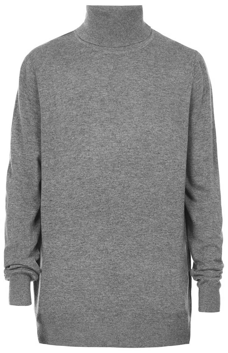 Водолазка мужская Baon, цвет: серый. B727501_Marengo Melange. Размер XXL (54)