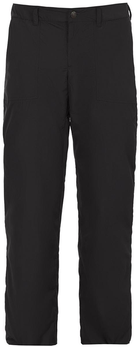 Брюки утепленные мужские Baon, цвет: черный. B797516_Black. Размер L (50)B797516_BlackОптимальный вариант для холодной погоды - брюки от Baon, утепленные флисом. Задняя часть пояса имеет эластичную вставку-резинку. Пояс дополнен шлевками для ремня. Модель имеет четыре кармана, задние карманы с клапанами. Брюки застегиваются на молнию и металлическую пуговицу.