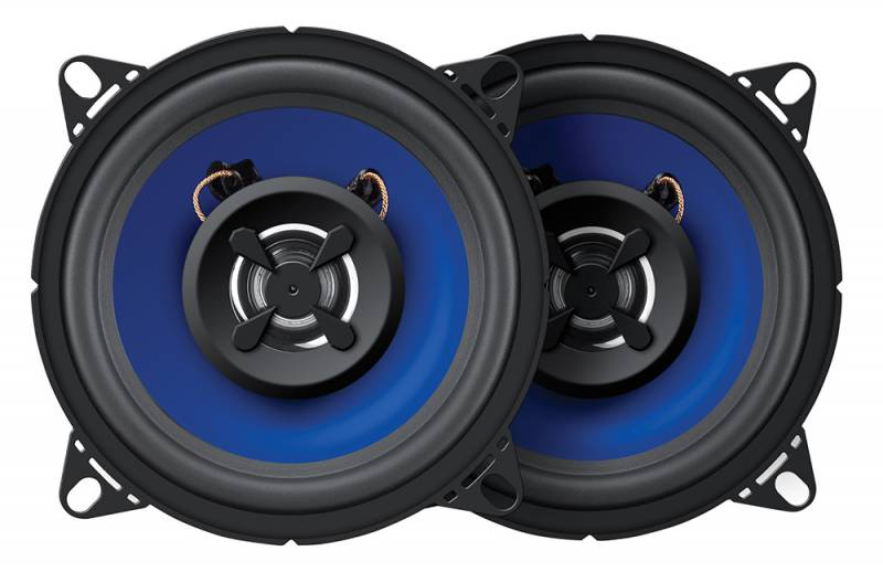 Digma DCA-K402, Black колонки автомобильные4799024 (10см), коаксиальная, максимальная мощность 100Вт, импеданс 4Ом, чувствительность 90дБ, диапазон частот 100Гц-20кГц, магнит 4.8унций, посадочная глубина 40мм