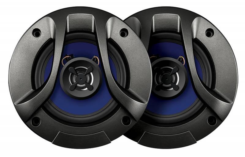 Digma DCA-M502, Black колонки автомобильные4799145 (13см), коаксиальная, максимальная мощность 140Вт, импеданс 4Ом, чувствительность 90дБ, диапазон частот 100Гц-20кГц, магнит 6.4унций, посадочная глубина 48мм