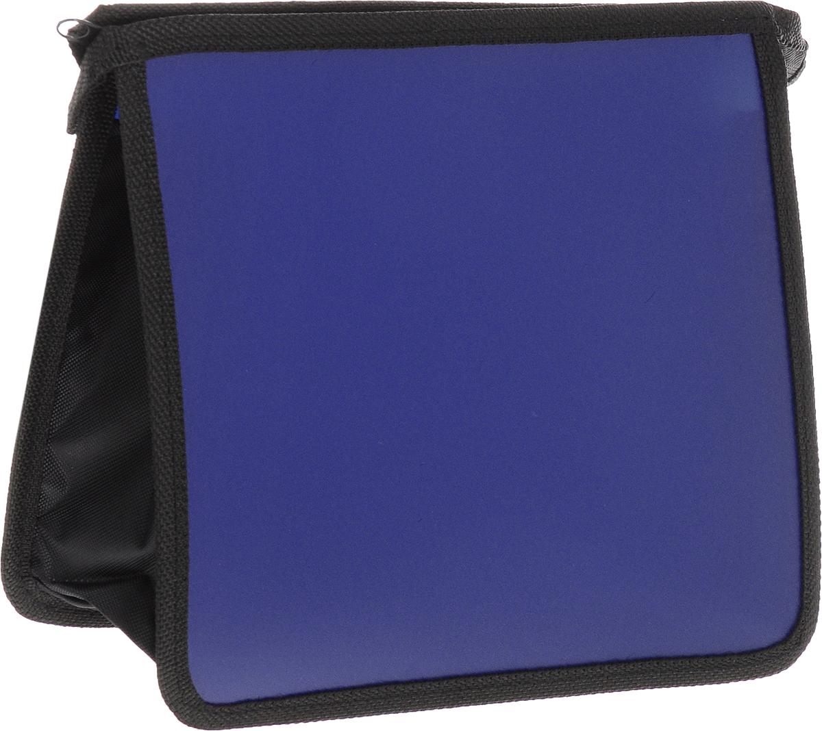 Феникс+ Папка для тетрадей А5 цвет синий41694Папка для тетрадей Феникс+ - это удобный и функциональный инструмент, который идеально подойдет для хранения различных бумаг формата А5, а также школьных тетрадей и письменных принадлежностей.Папка изготовлена из пластика и надежно закрывается на застежку-молнию. Папка практична в использовании и надежно сохранит ваши бумаги и сбережет их от повреждений, пыли и влаги.Размер папки: 23,3 см х 20 см.