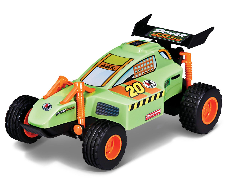 Maisto Гоночная машина Dune Buggy цвет зеленый оранжевый - Транспорт, машинки