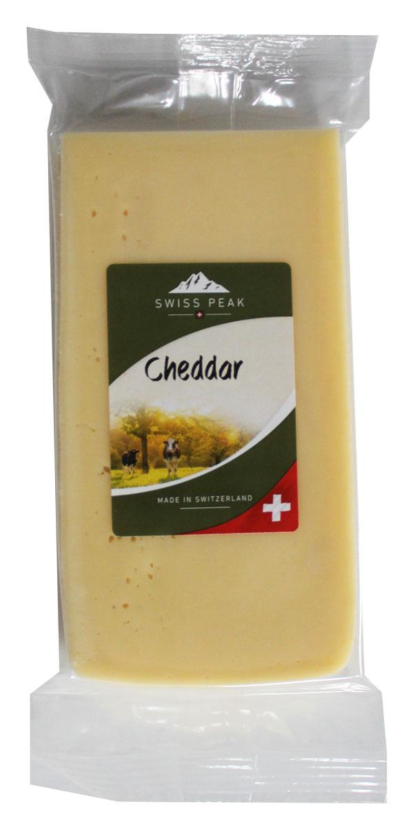 Le Superb Сыр Чеддер, 200 гМС-00004074Сыр Чеддер - твердый сыр цвета слоновой кости, приготовлен из коровьего молока. Отличается плотной текстурой, элегантным, слегка фруктовым вкусом. Основные характеристики сыра чеддер позволяют широко использовать его в кулинарии для приготовления основных блюд и десертов.