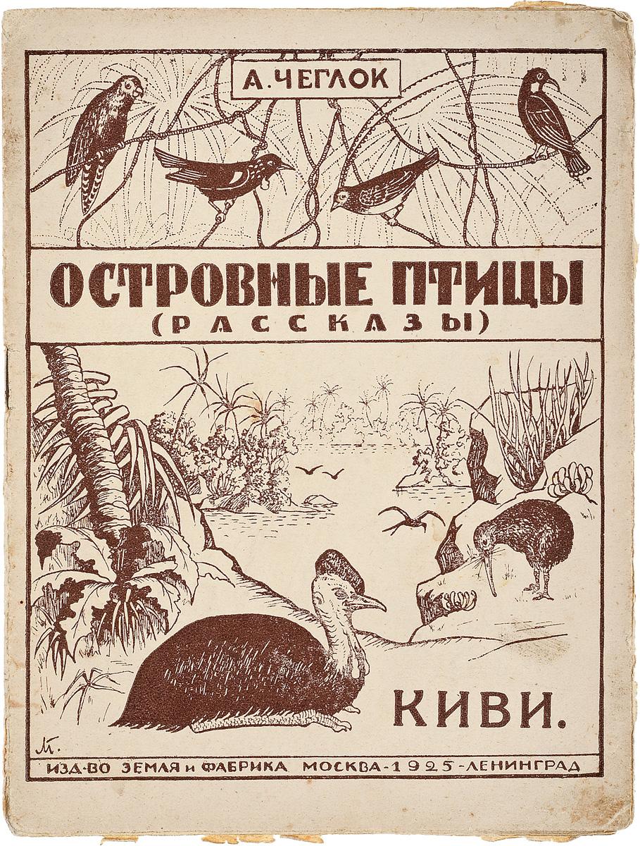 Островные птицы. Киви